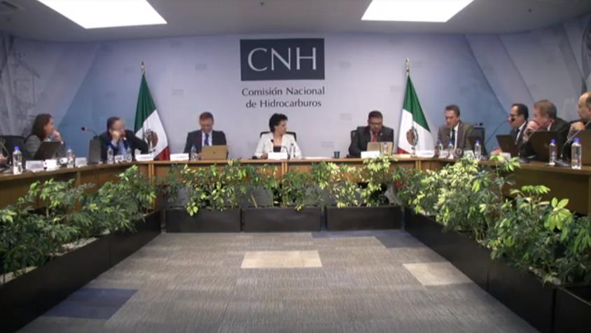 Farmouts de Pemex con empresas privadas siguen vigentes: CNH