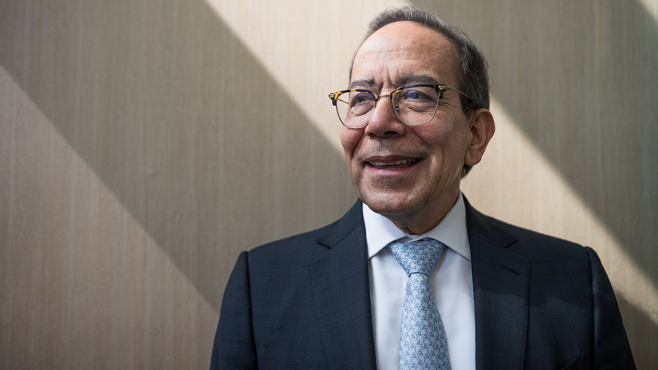 Reconocen a Carlos Salazar, presidente del CCE, como líder influyente mundial