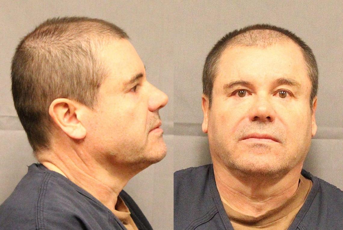 Cadena perpetua más 30 años de prisión: la sentencia de 'El Chapo'