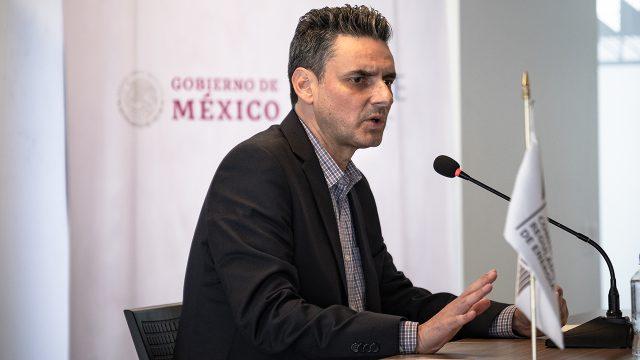 Guillermo García Alcocer, CRE. Foto: Angélica Escobar/Forbes México.