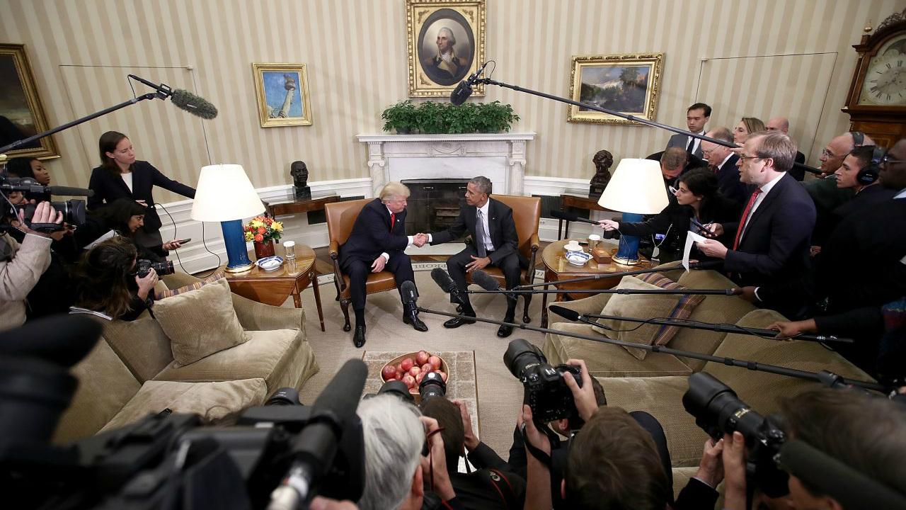 Presidentes y reporteros: entre medios y miedos
