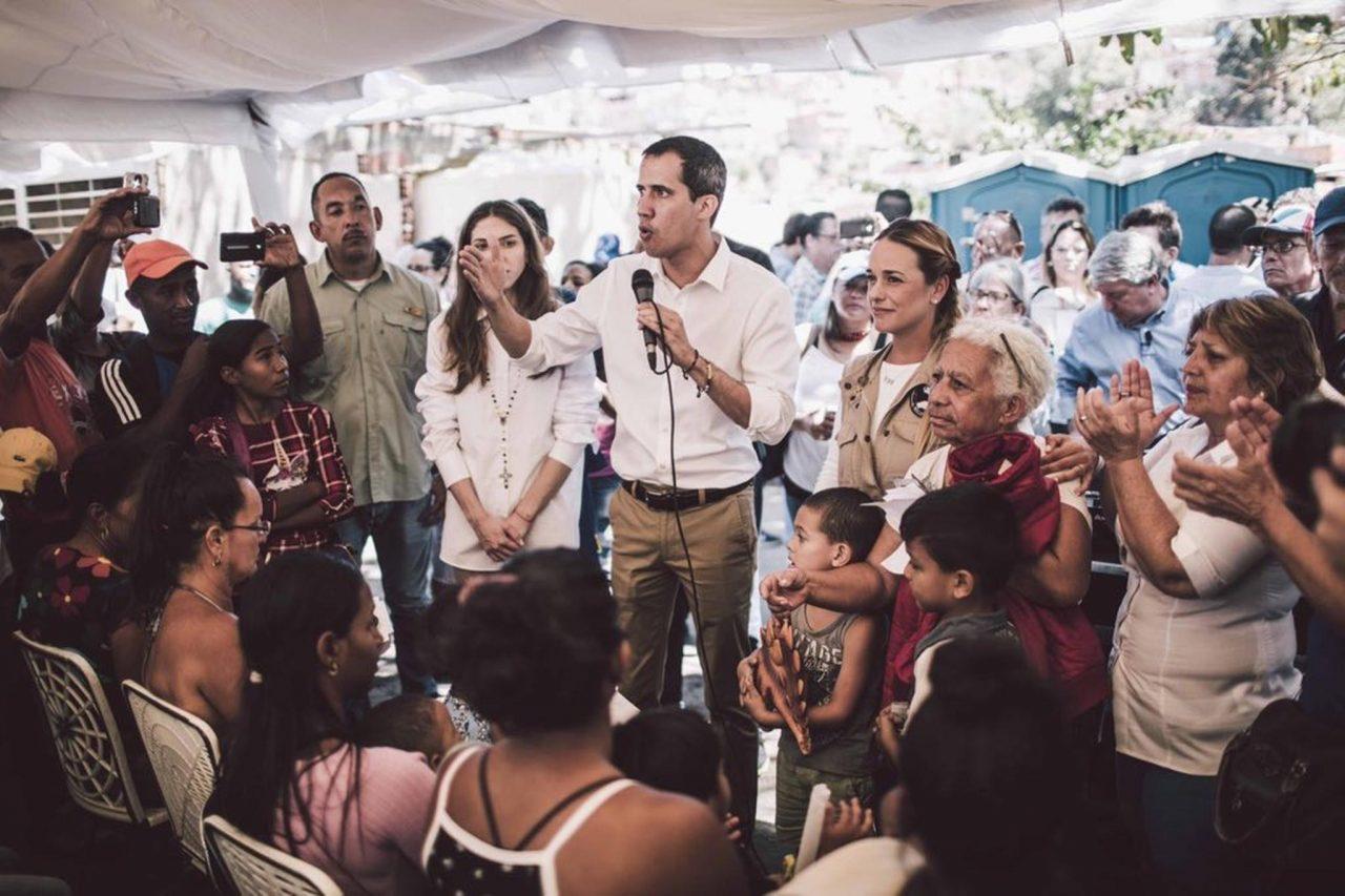 Guaidó considera nombrar una junta transitoria para Citgo: fuentes