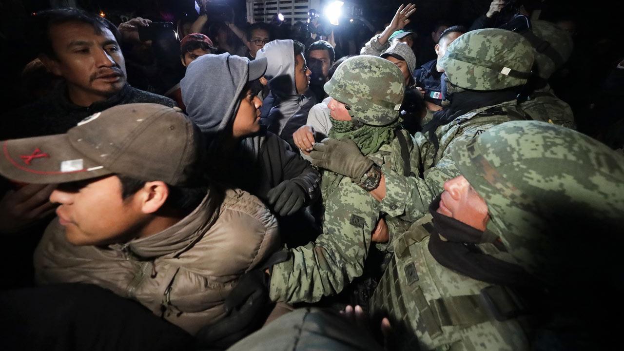 Oficializan participación de Fuerzas Armadas en tareas de seguridad pública