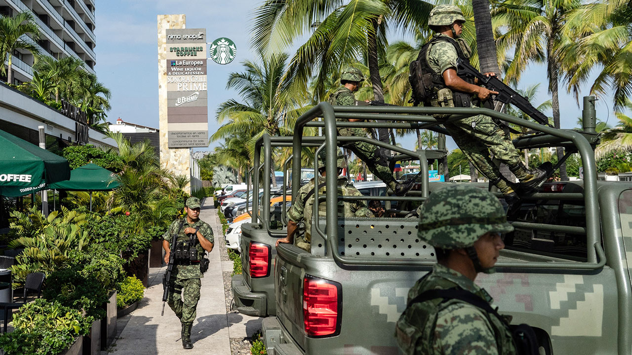 Guardia Nacional hasta 2020 en CDMX