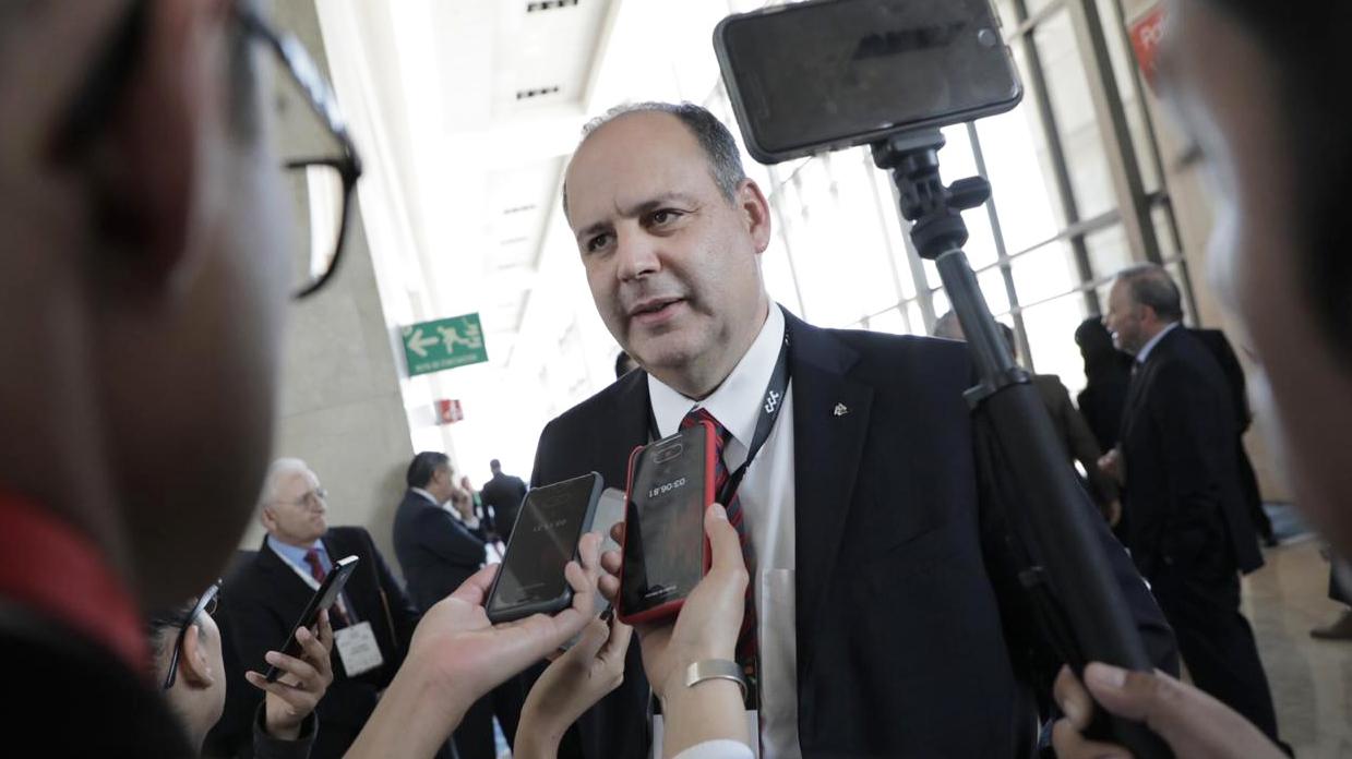 Entrevista | AMLO ha generado un presidencialismo 'casi imperial': Gustavo de Hoyos