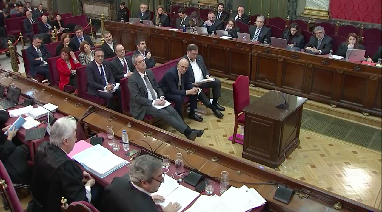 Declaración de independencia catalana no puede quedar impune: fiscalía