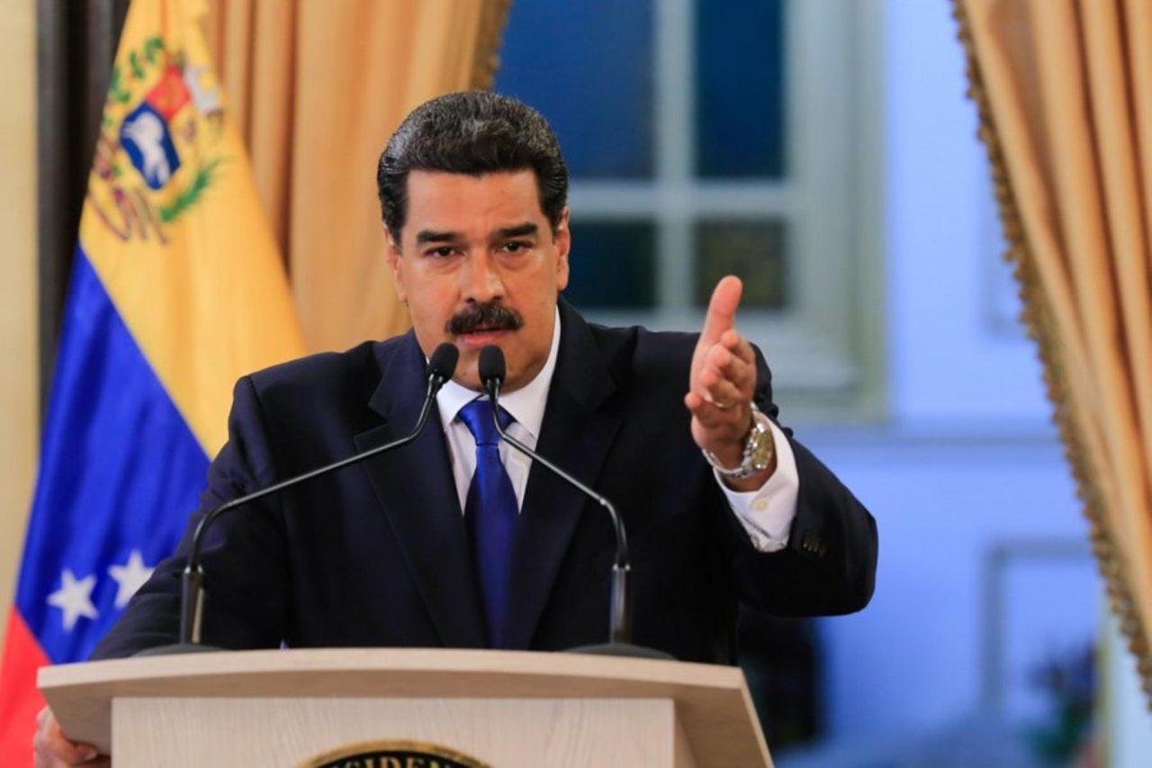 Maduro despliega escudo de misiles rusos