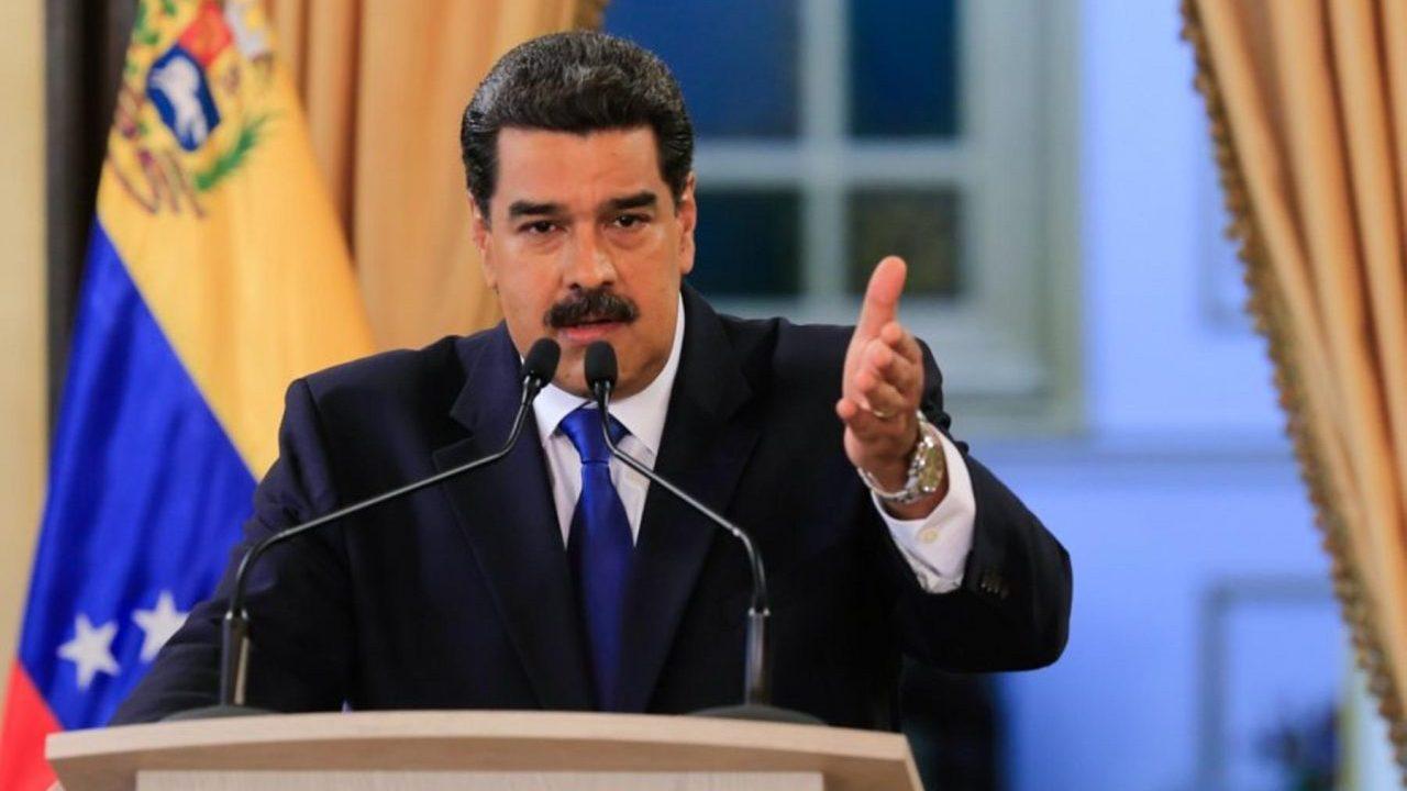 EU acusa a Maduro de narcoterrorismo; ofrece recompensa de 15 mdd por él