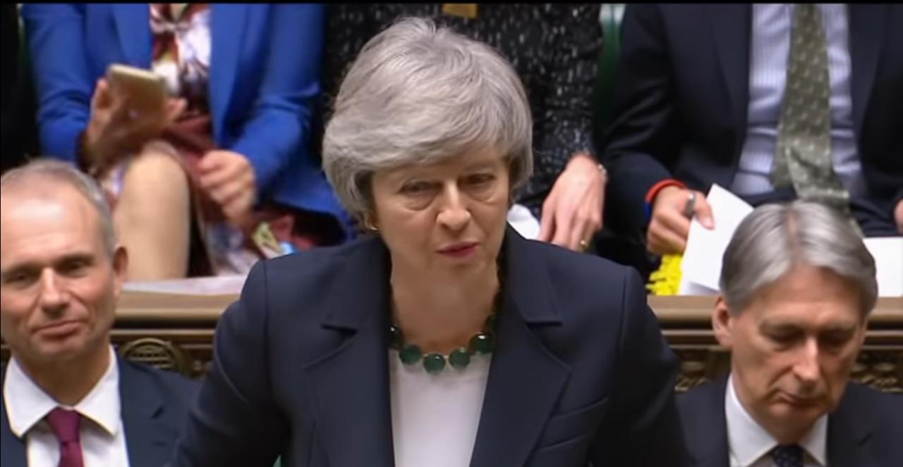 Salida sin acuerdo vuelve a enfrentar a los 'tories' en votación del Brexit