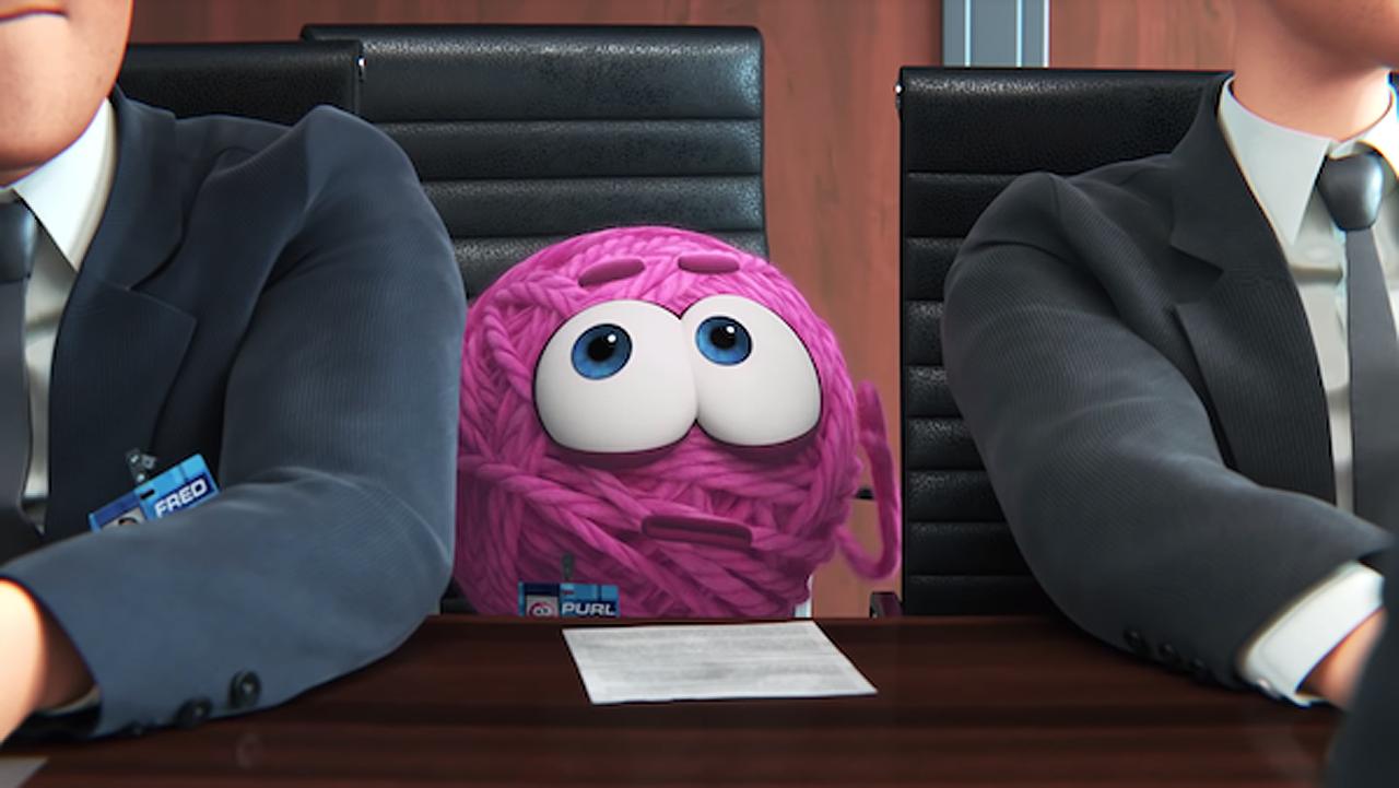 Pixar y el corto que le habla a los adultos del sexismo en el lugar de trabajo