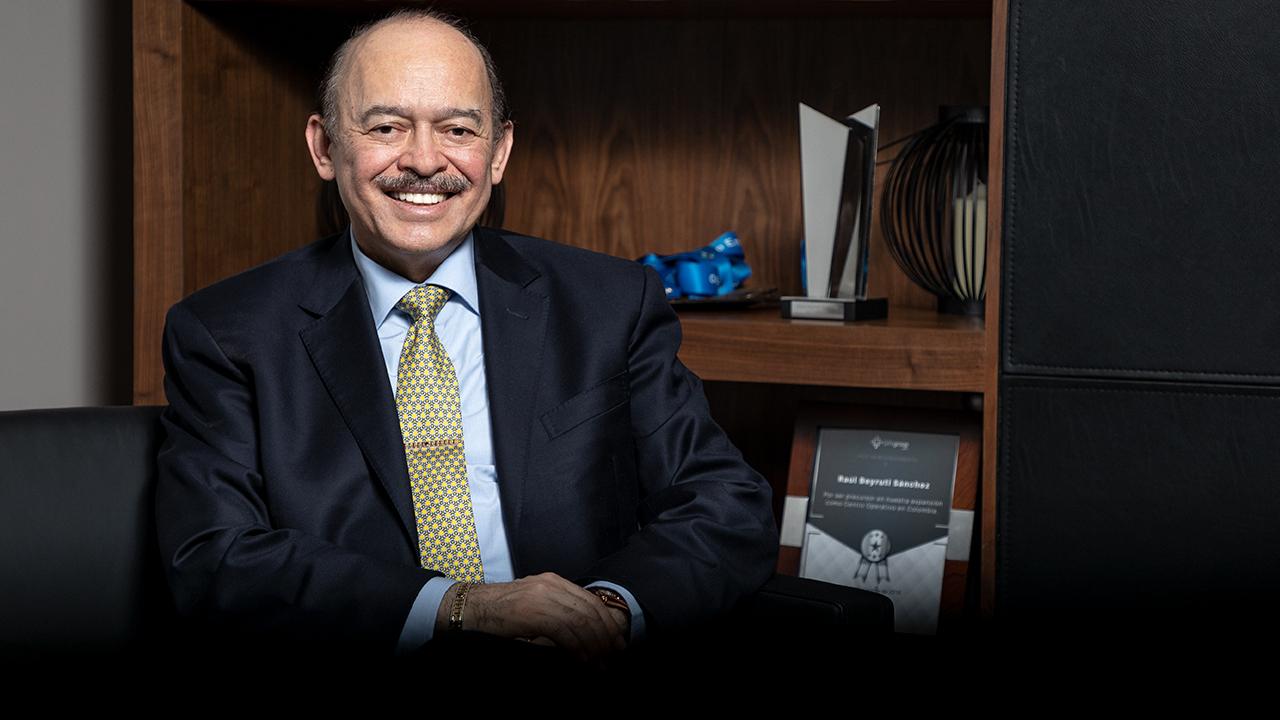 Así mueve Raúl Beyruti los hilos del outsourcing en México