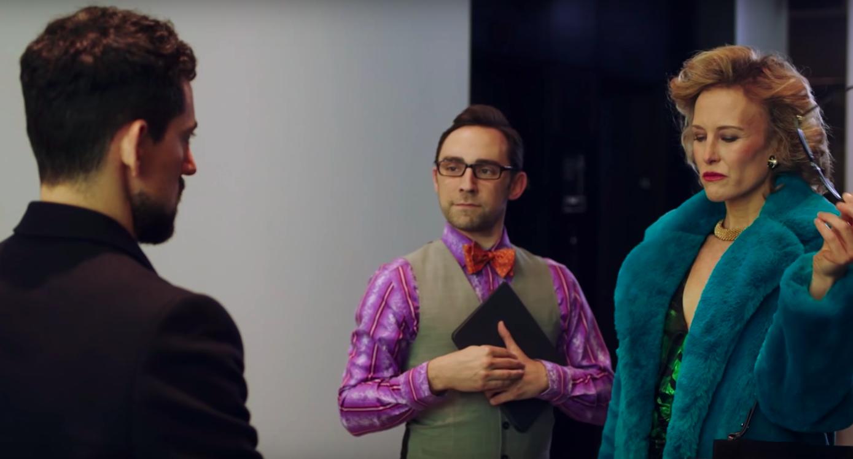 Chava Iglesias conquista Nueva York al estilo de 'El diablo viste a la moda'
