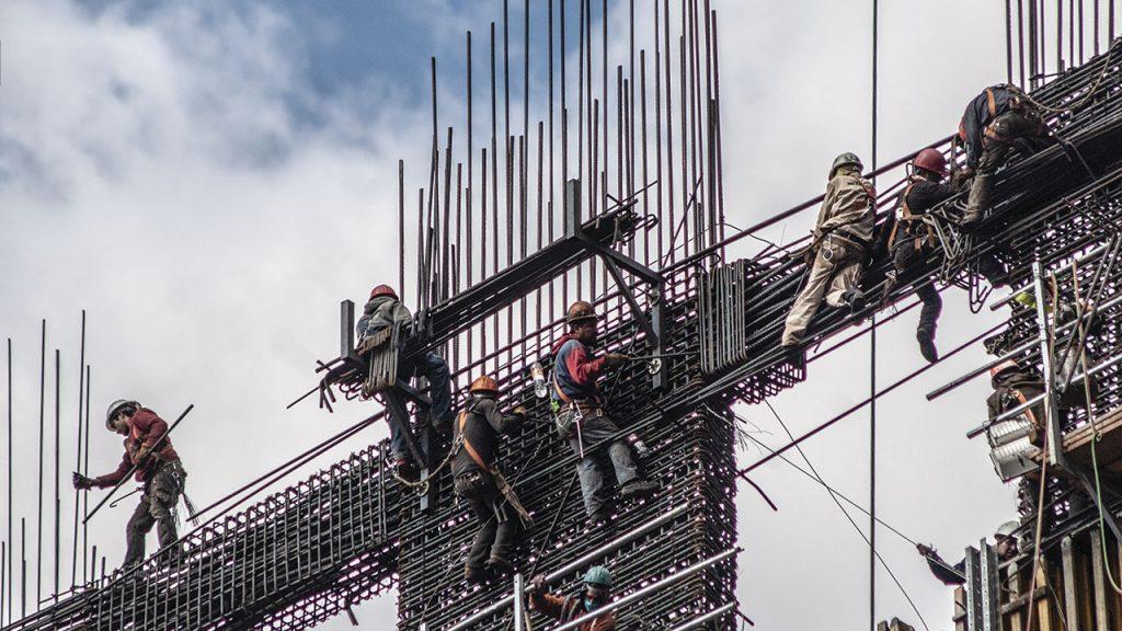 construcción sector infraestructura