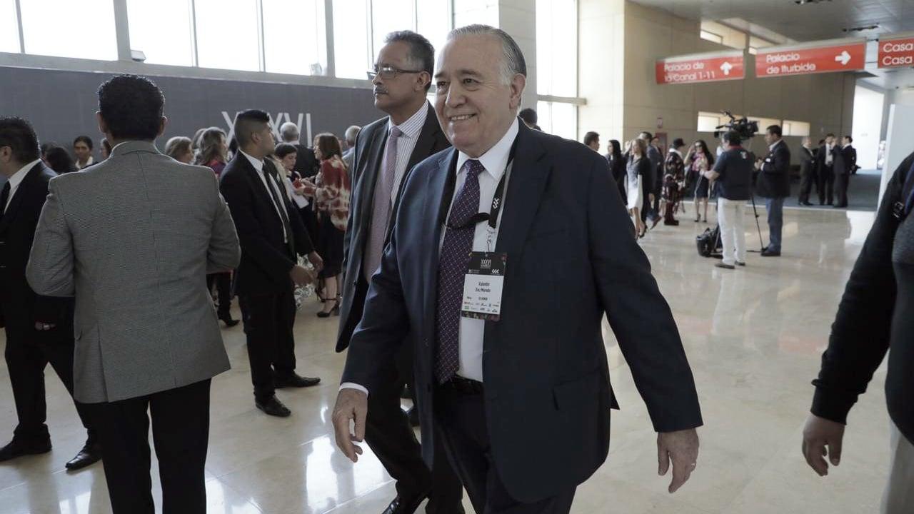 Valentín Díez Morodo. Foto: Fernando Luna Arce/Forbes México.
