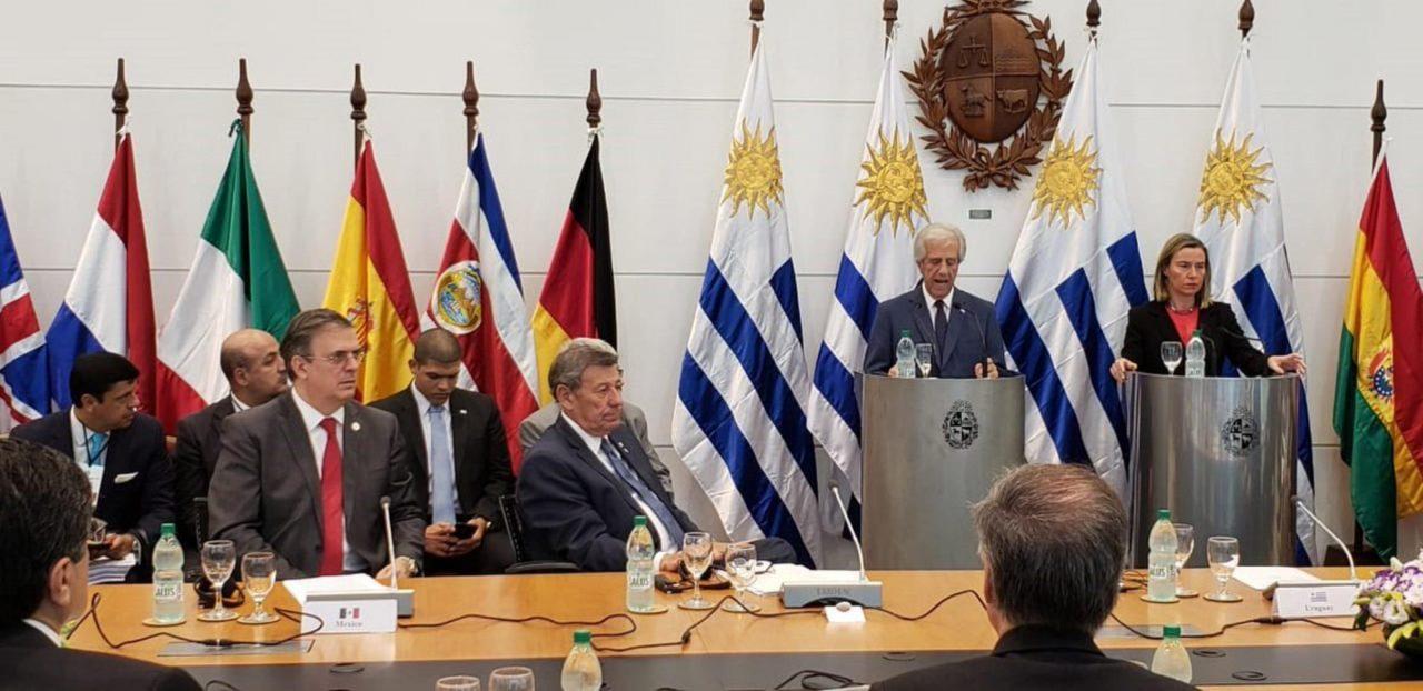 Países acuerdan garantizar elecciones y enviar asistencia humanitaria a Venezuela