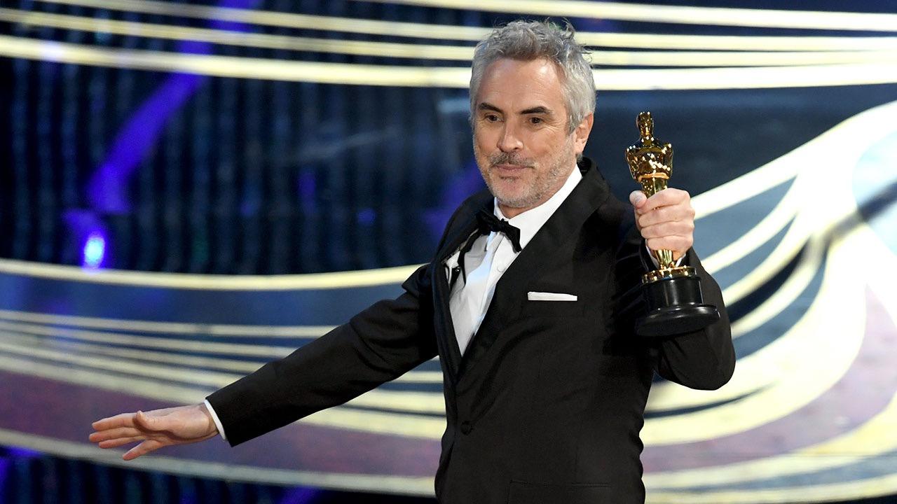Cuarón hace historia: gana el Oscar a Mejor Fotografía