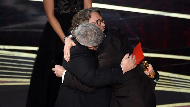 Alfonso Cuarón Roma