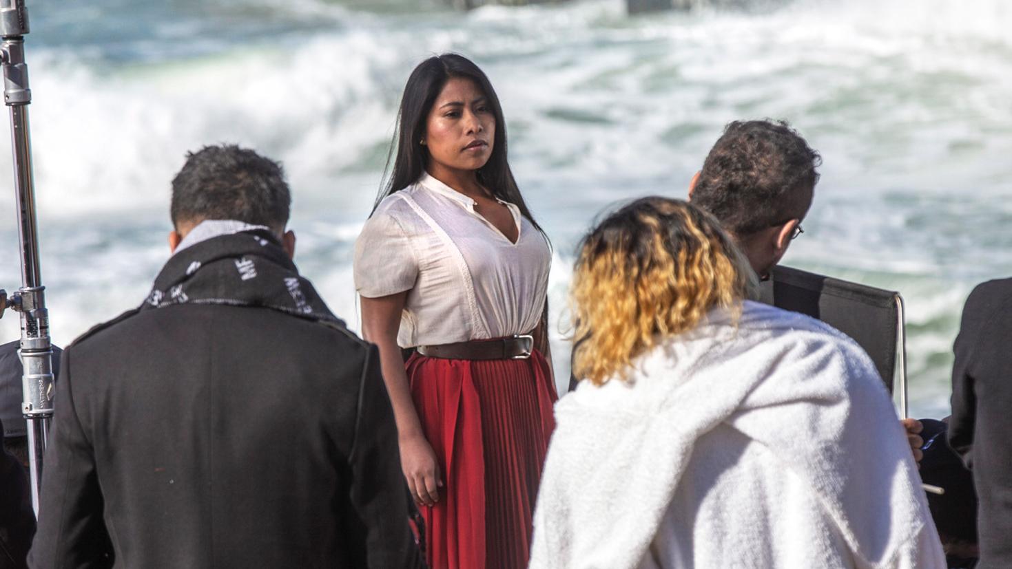 Yalitza Aparicio regresa a la actuación con la dirección de Luis Mandoki
