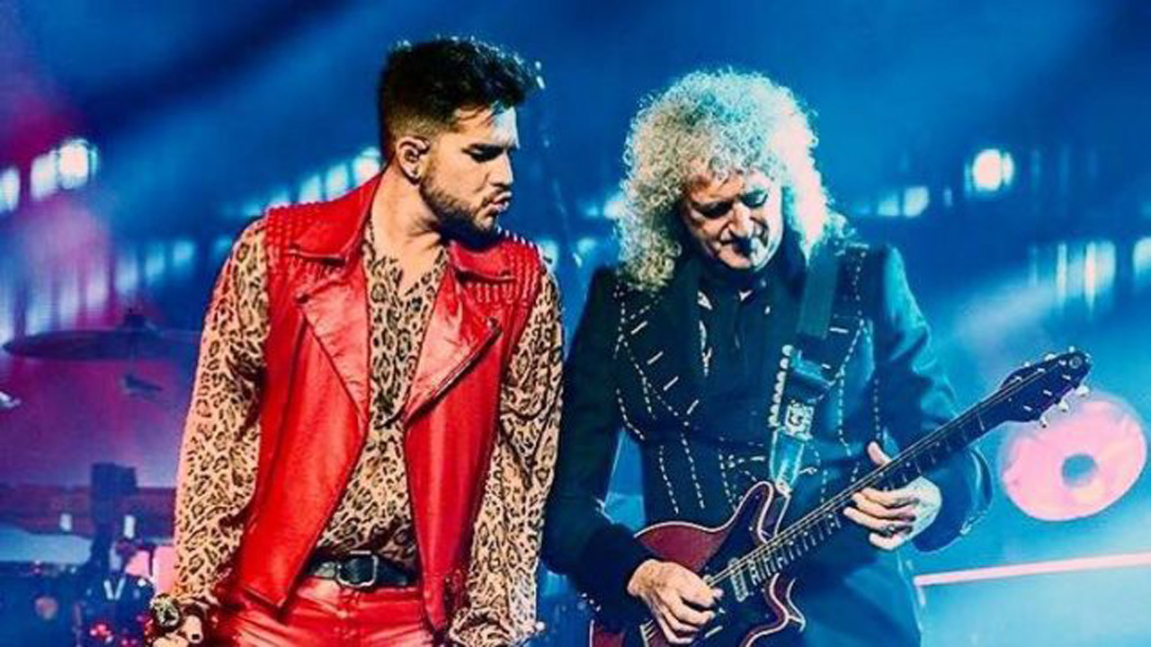 Adam Lambert Facebook.