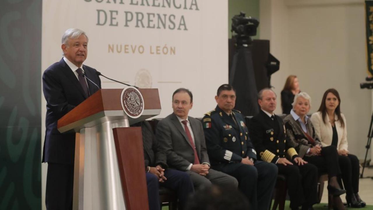 Los delitos inexistentes por los que se enjuiciaría a los expresidentes, según AMLO