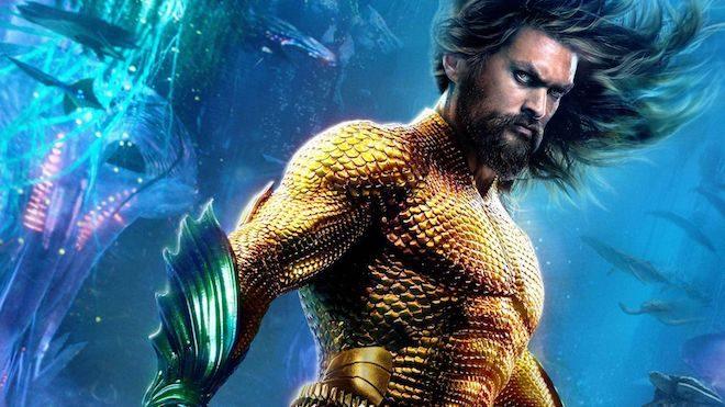 7 datos que no sabías de 'Aquaman', la película más taquillera de DC