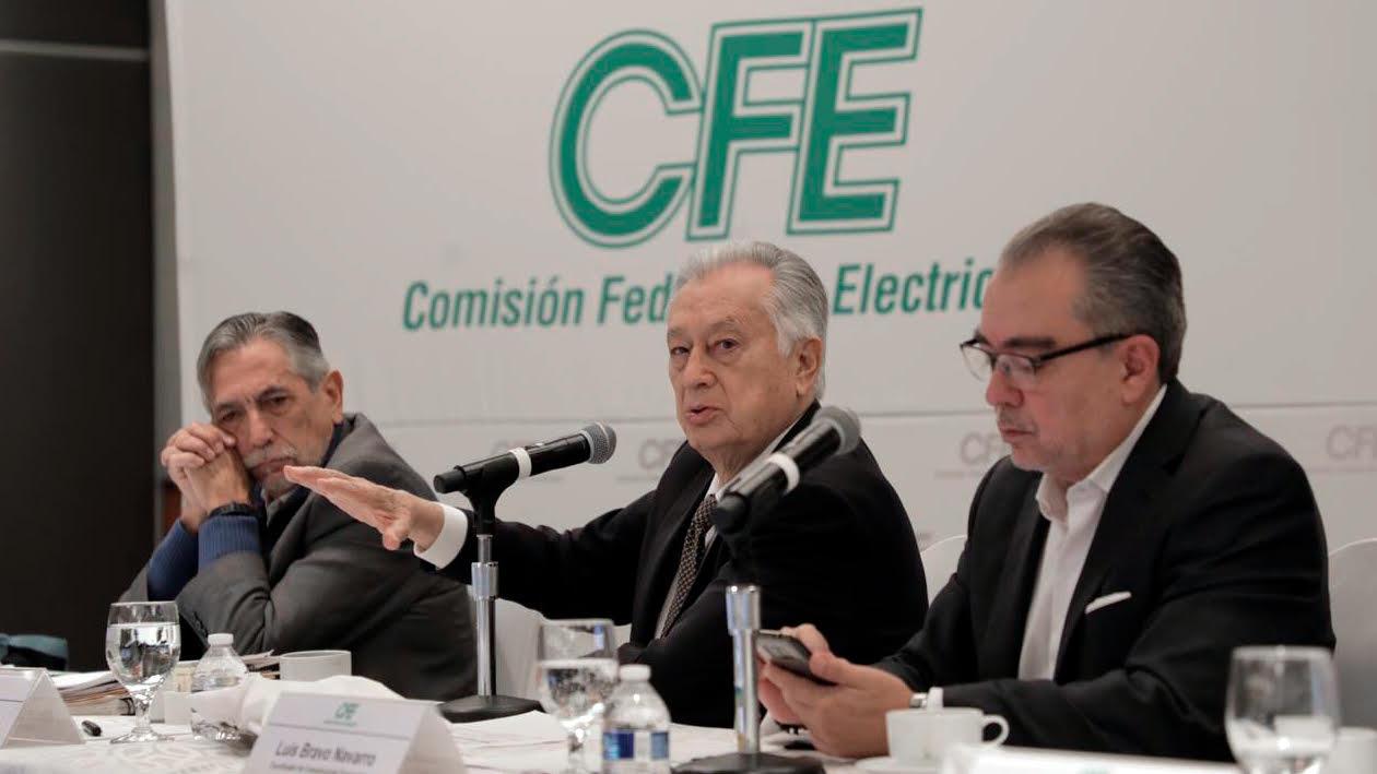 La reforma energética hizo una carnicería de CFE: Bartlett