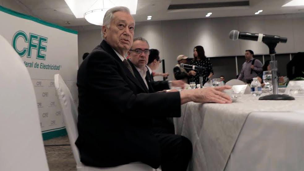 Peligro de apagones es terrorismo eléctrico de la CRE: Bartlett
