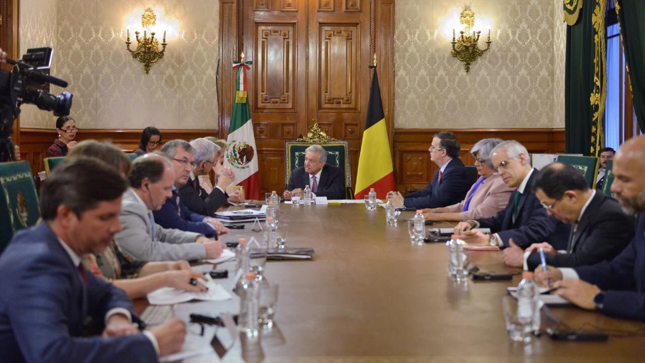 Bélgica explora oportunidades en México con delegación de 200 empresarios