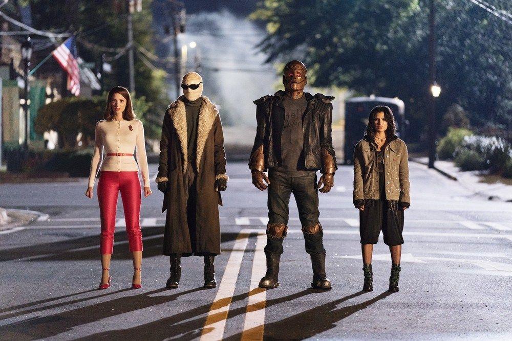 Revelan trailer de 'Doom Patrol', la nueva serie de superhéroes de DC Comics