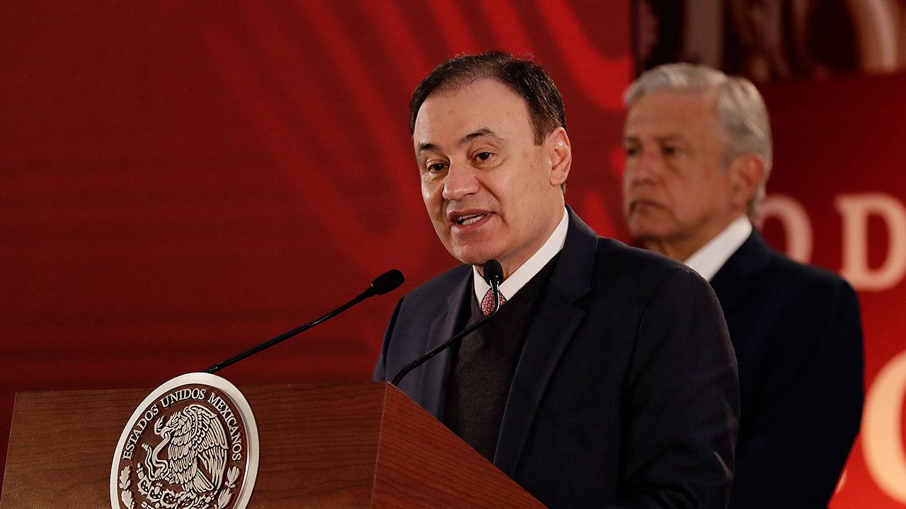 Durazo confirmó que fueron 19 los pasajeros 'levantados' en Tamaulipas