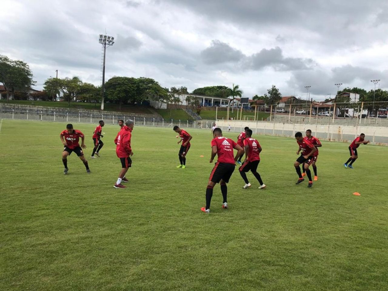 Diez muertos tras incendiarse un centro del club de futbol Flamengo