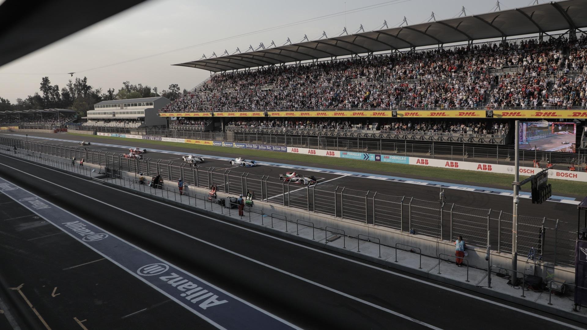 Fórmula E traslada la carrera de la CDMX a Puebla