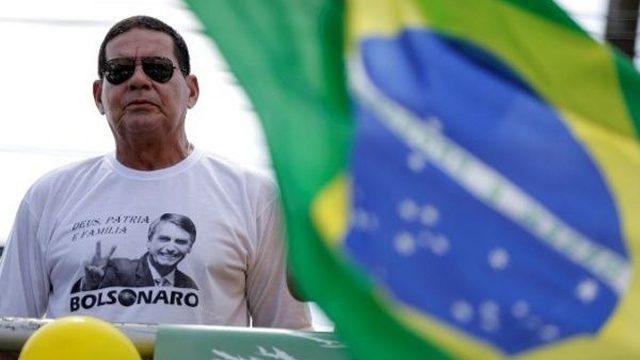 Hamilton Mourão. Foto Reuters.