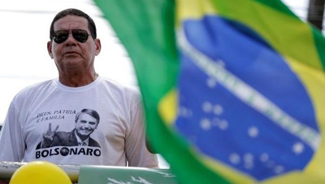 Brasil no considera que EU use su territorio para intervenir Venezuela