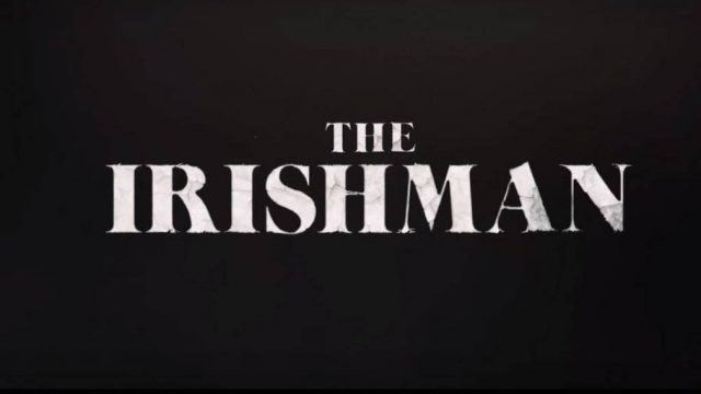 Netflix The Irishman Oscar