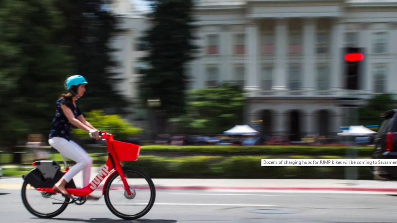 Bicicletas eléctricas, más populares que pedir un Uber en Sacramento