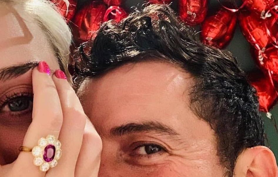 anillo Katy Perry