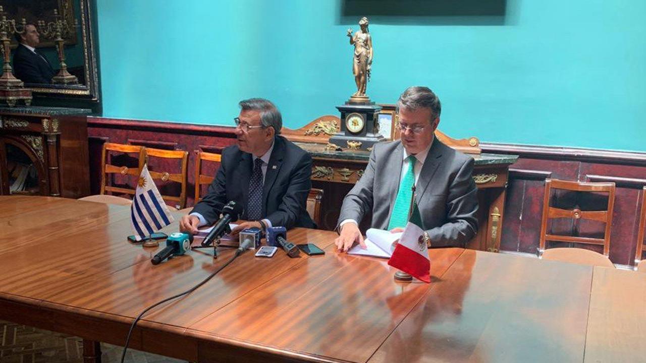 México yUruguay proponen a Venezuela ruta de 4 fases ante crisis