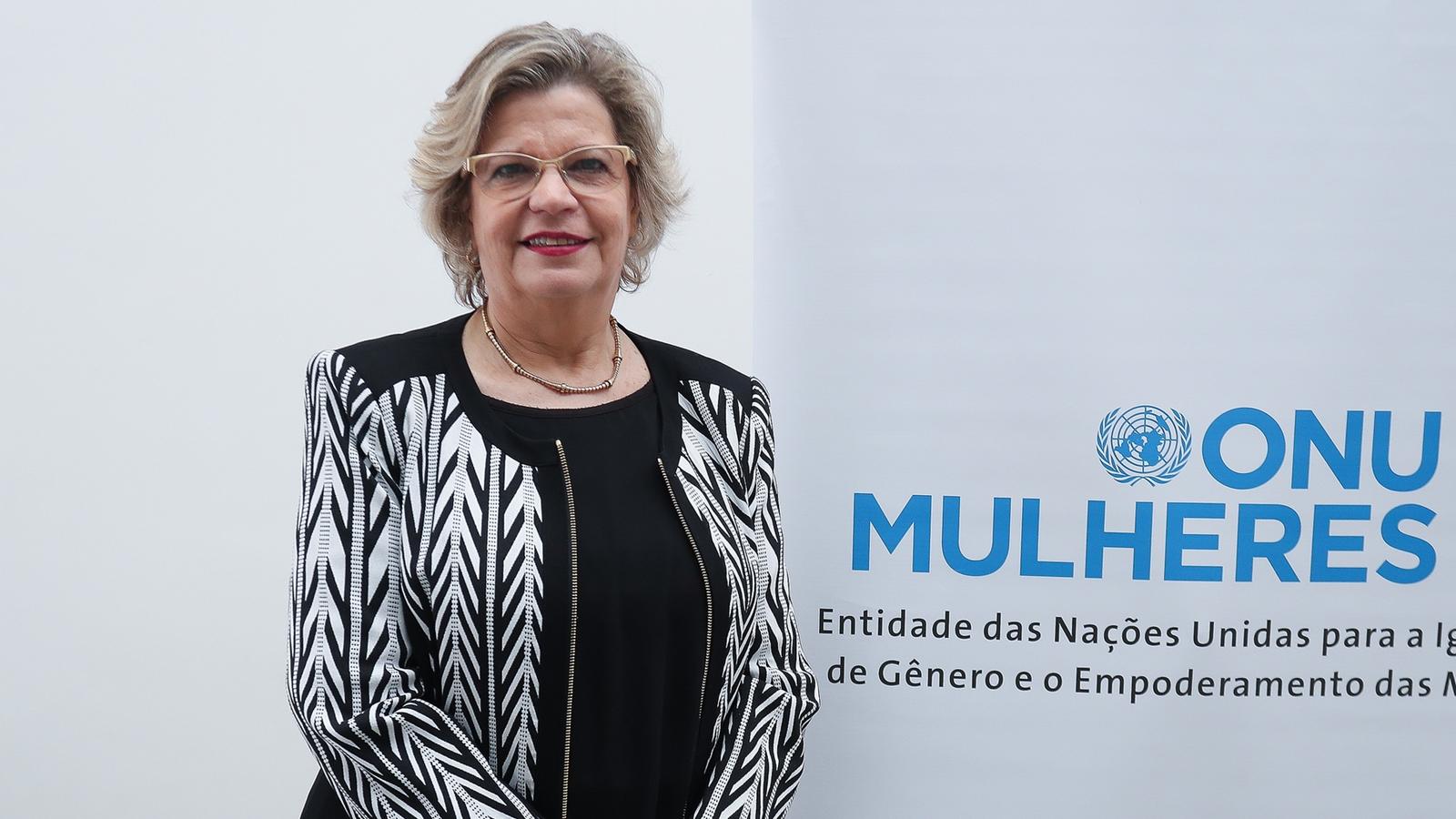 Nadine Gasman, de activista de la ONU a directora de Inmujeres