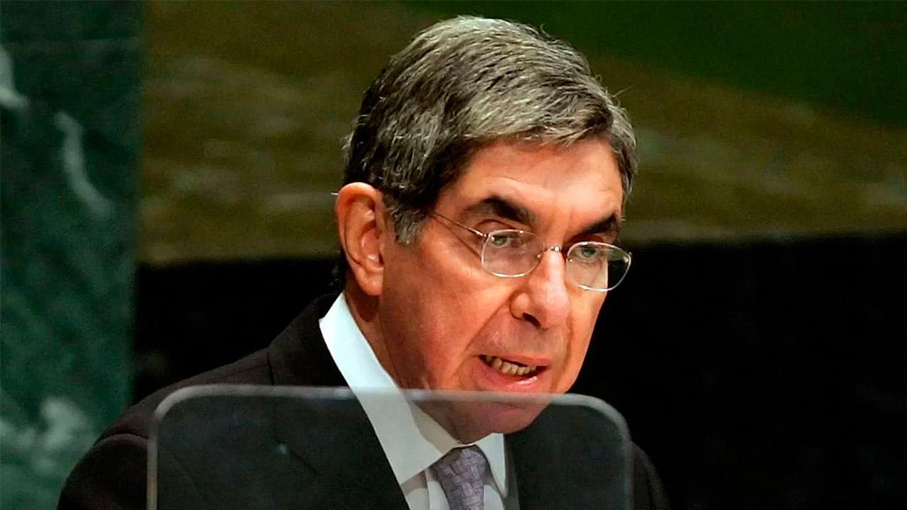 Nobel de la Paz Óscar Arias rechaza acusación de violación en Costa Rica