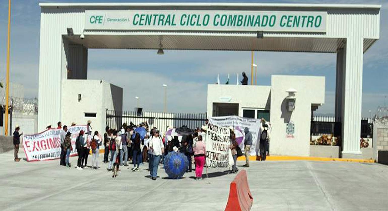 Consulta sobre termoeléctrica fue 'amañada': nieto de Zapata