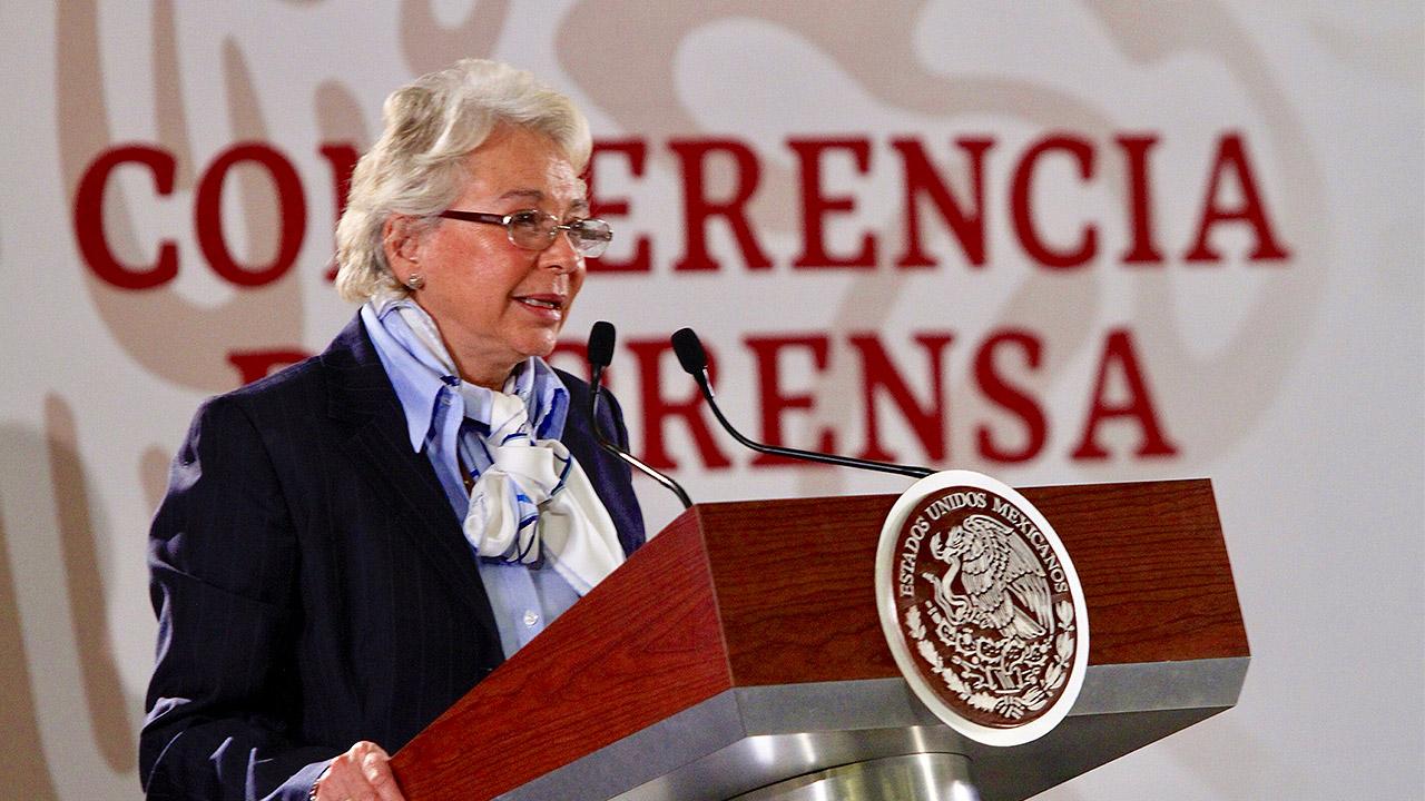 La 4T es feminista: Olga Sánchez Cordero