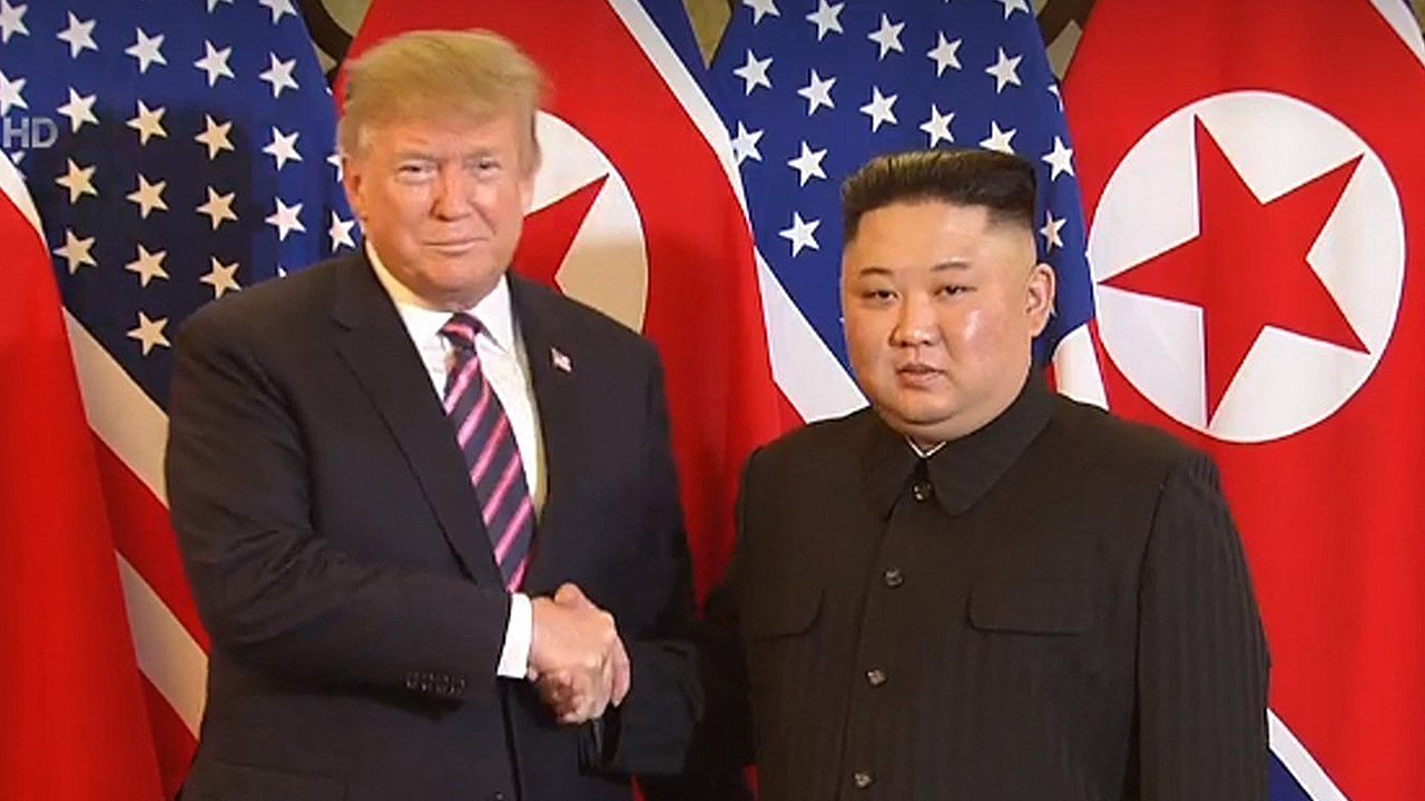Trump abandona abruptamente y sin acuerdo la cumbre con Kim