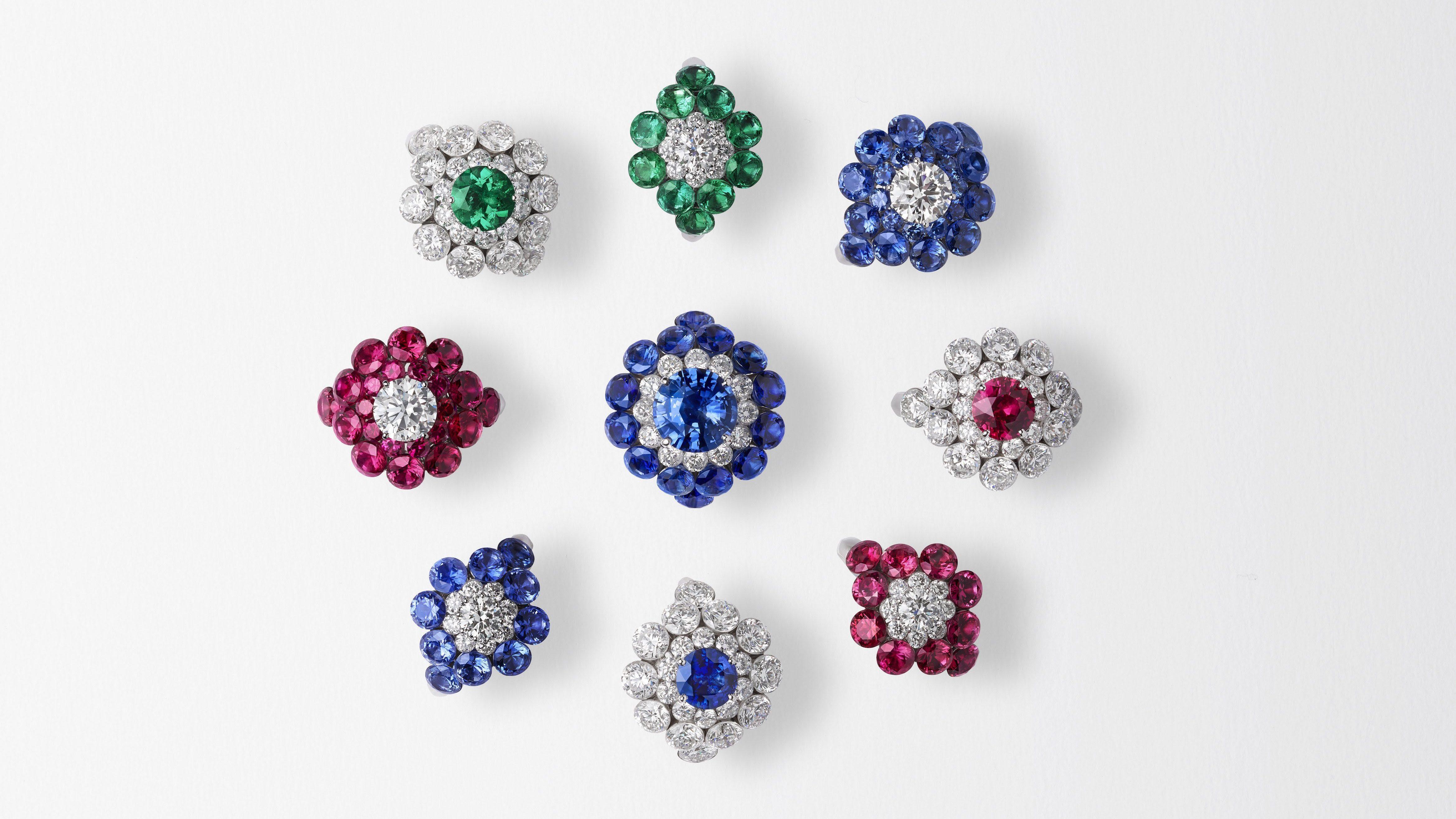 Chopard reinventa el racimo floral con 'Magical Setting'