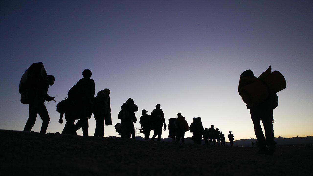 Caravana con más de 2,000 migrantes sigue su paso por Chiapas