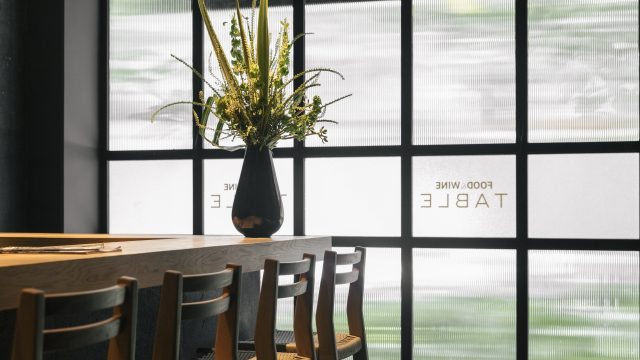 Jessica Koslow traslada su reino vegetal a 'Table'