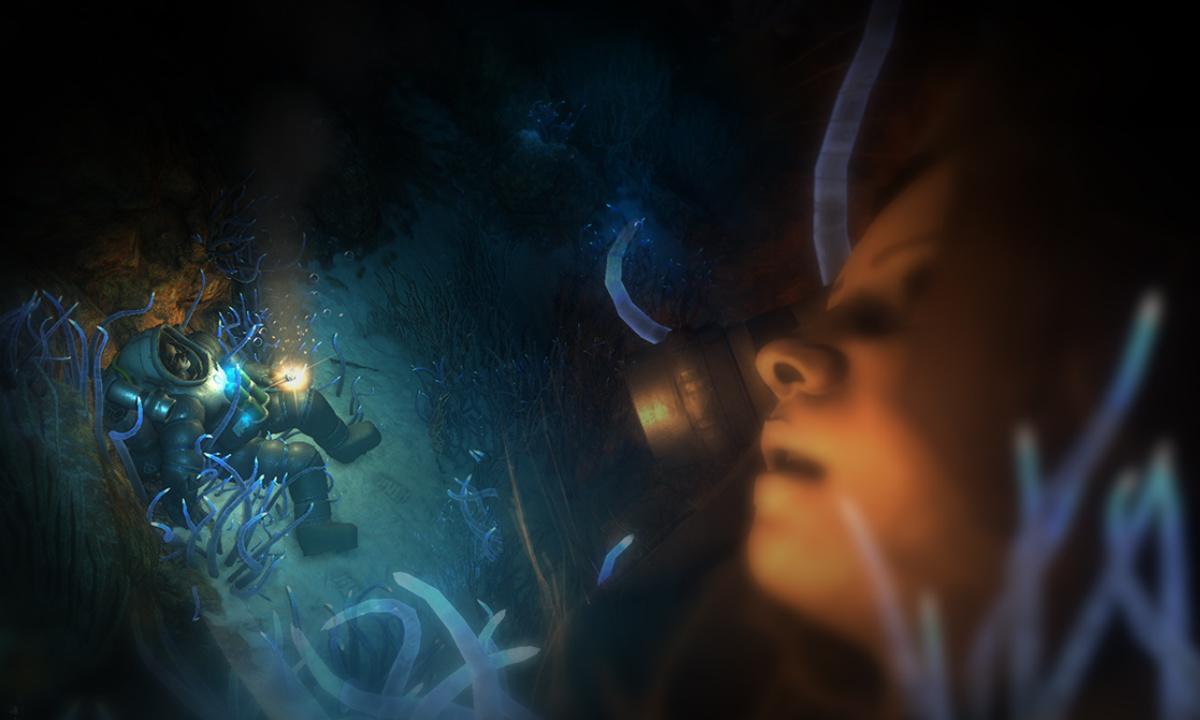 Narcosis, un mal delirio en el fondo del oceano