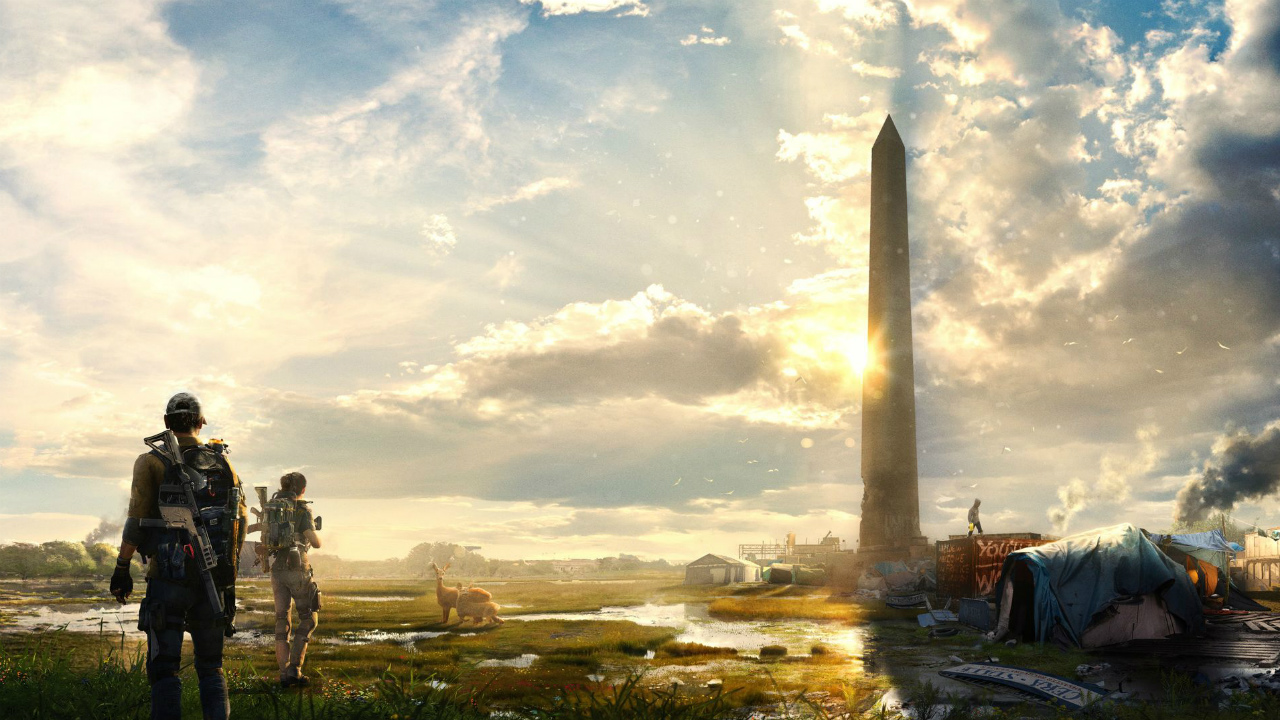 The Division 2, exacta recreación de Washington