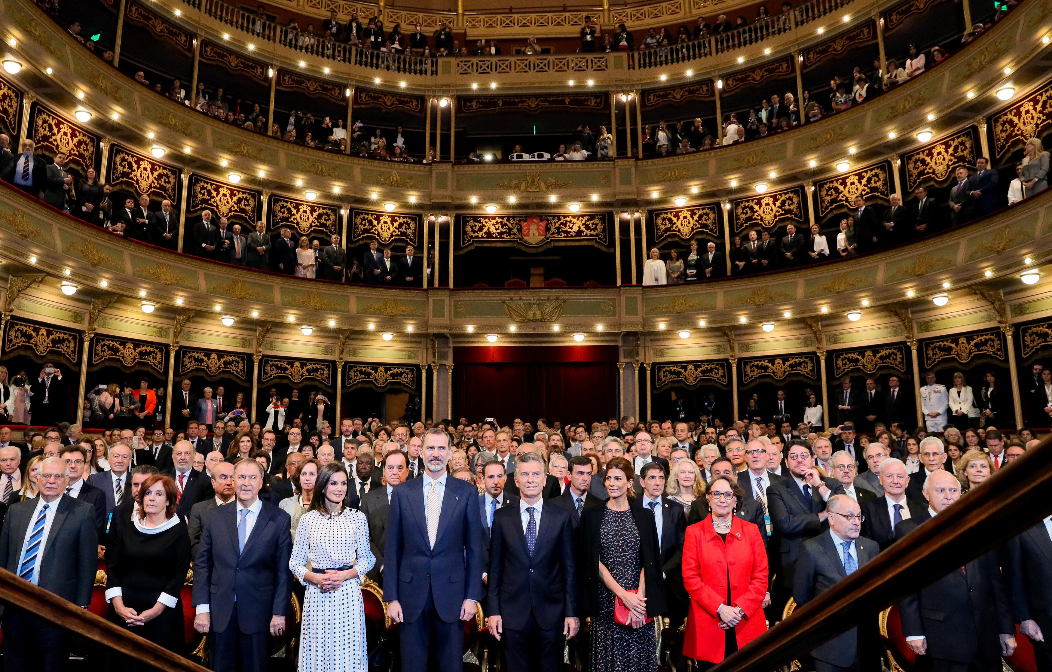 Abre el telón del VIII Congreso internacional de la Lengua Española