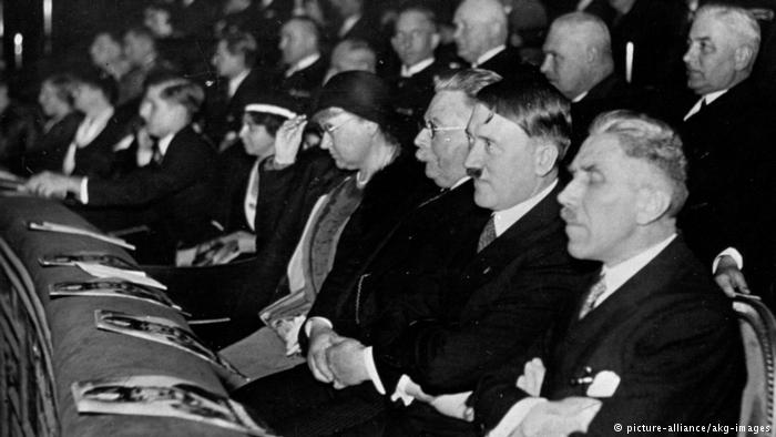 Por qué Hitler veía películas de Hollywood